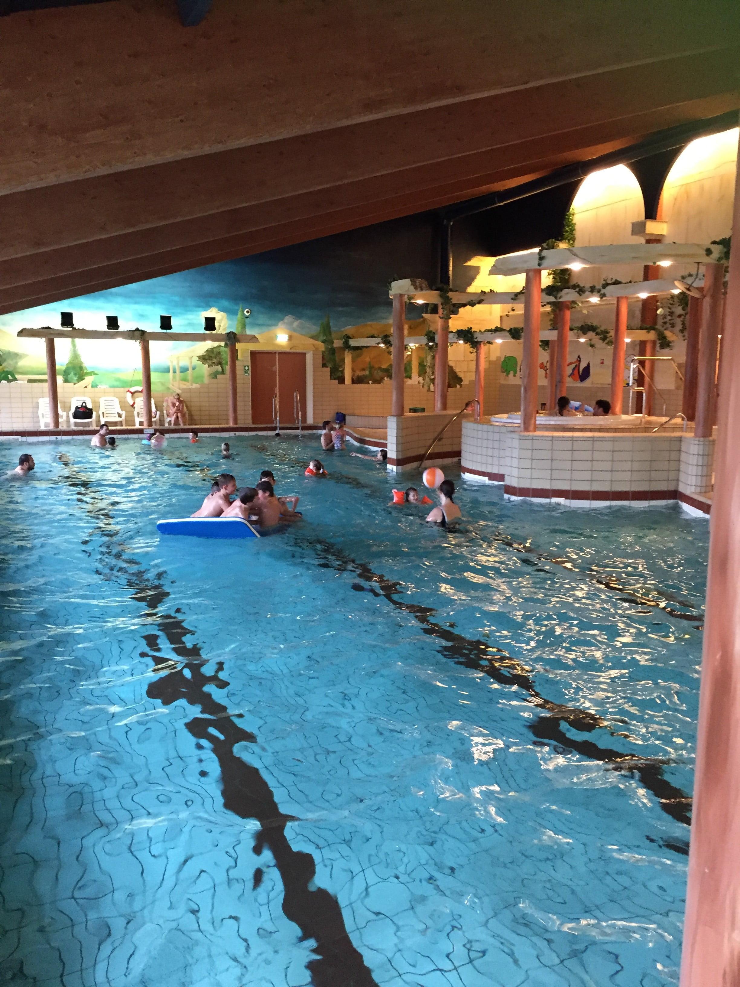 Swimmingpool Kijkduinpark