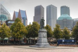 The Hague city Centre