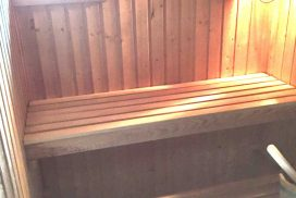 Holidayhome with sauna