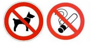 No smoking _ No pets accommodation