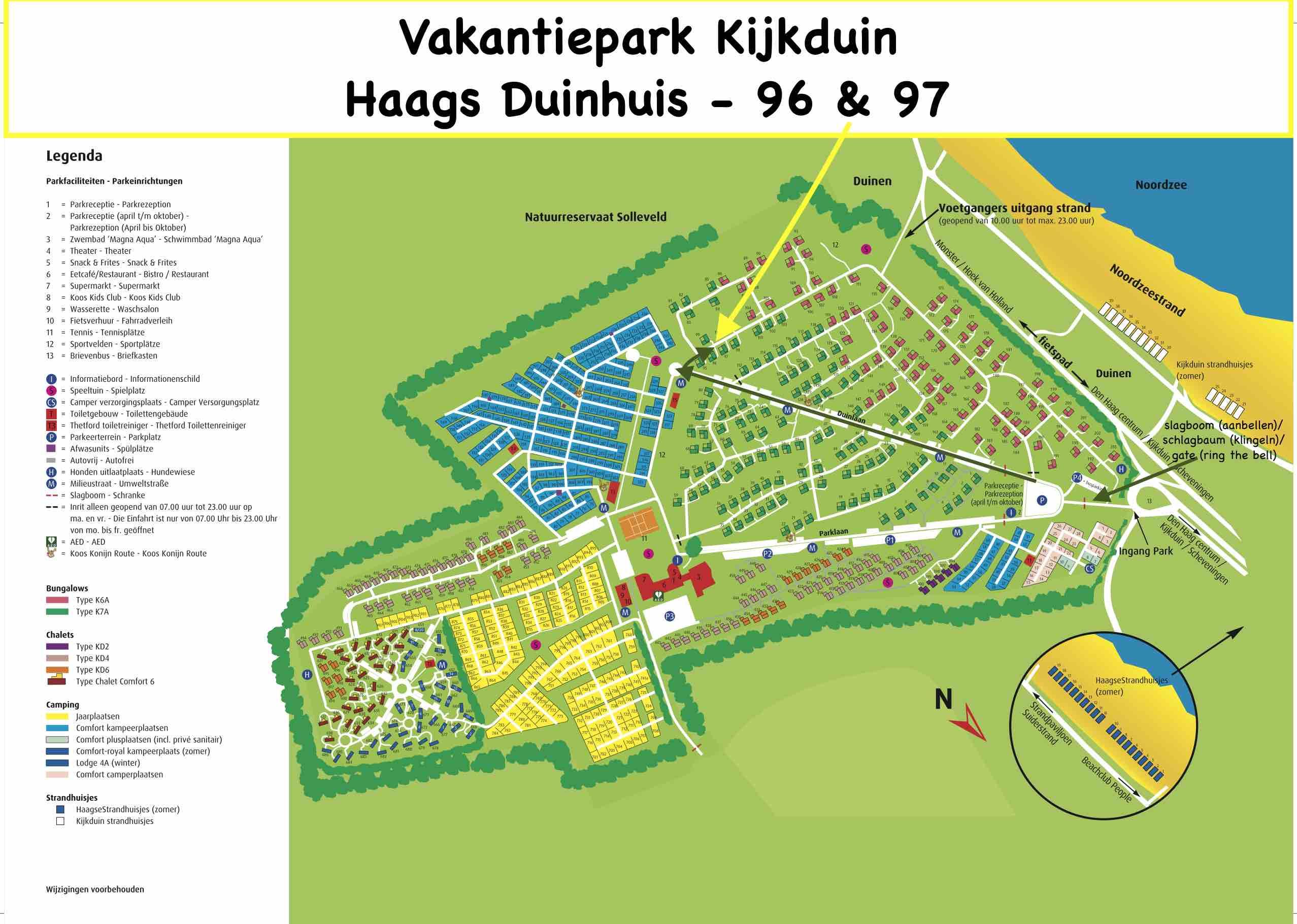 Ferienpark Kijkduin