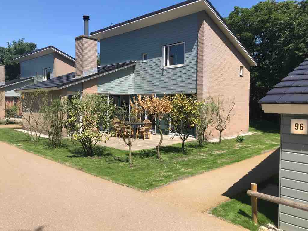 Vakantiehuis op Kijkduinpark - Haags Duinhuis 97