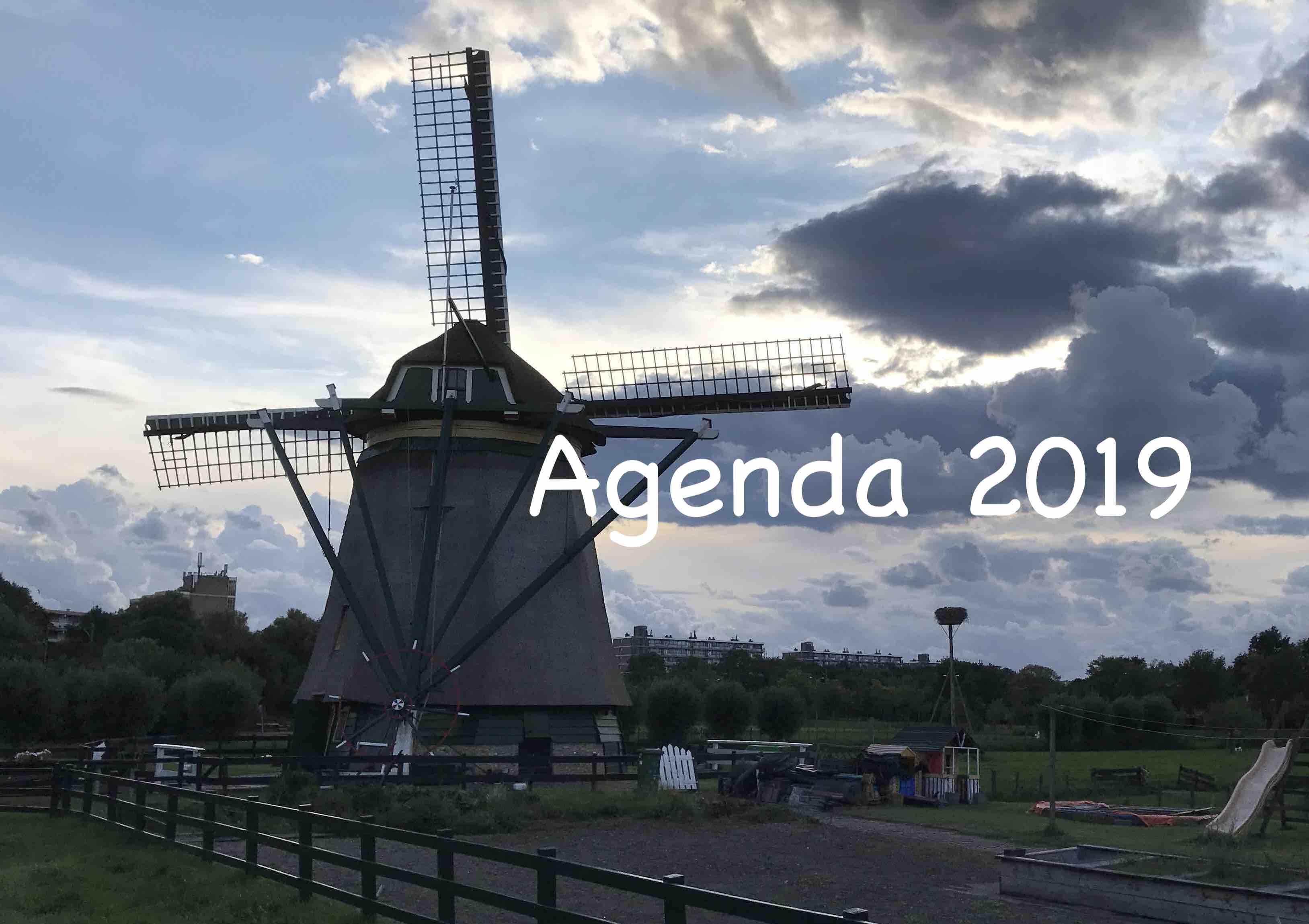 Windmill Voorburg