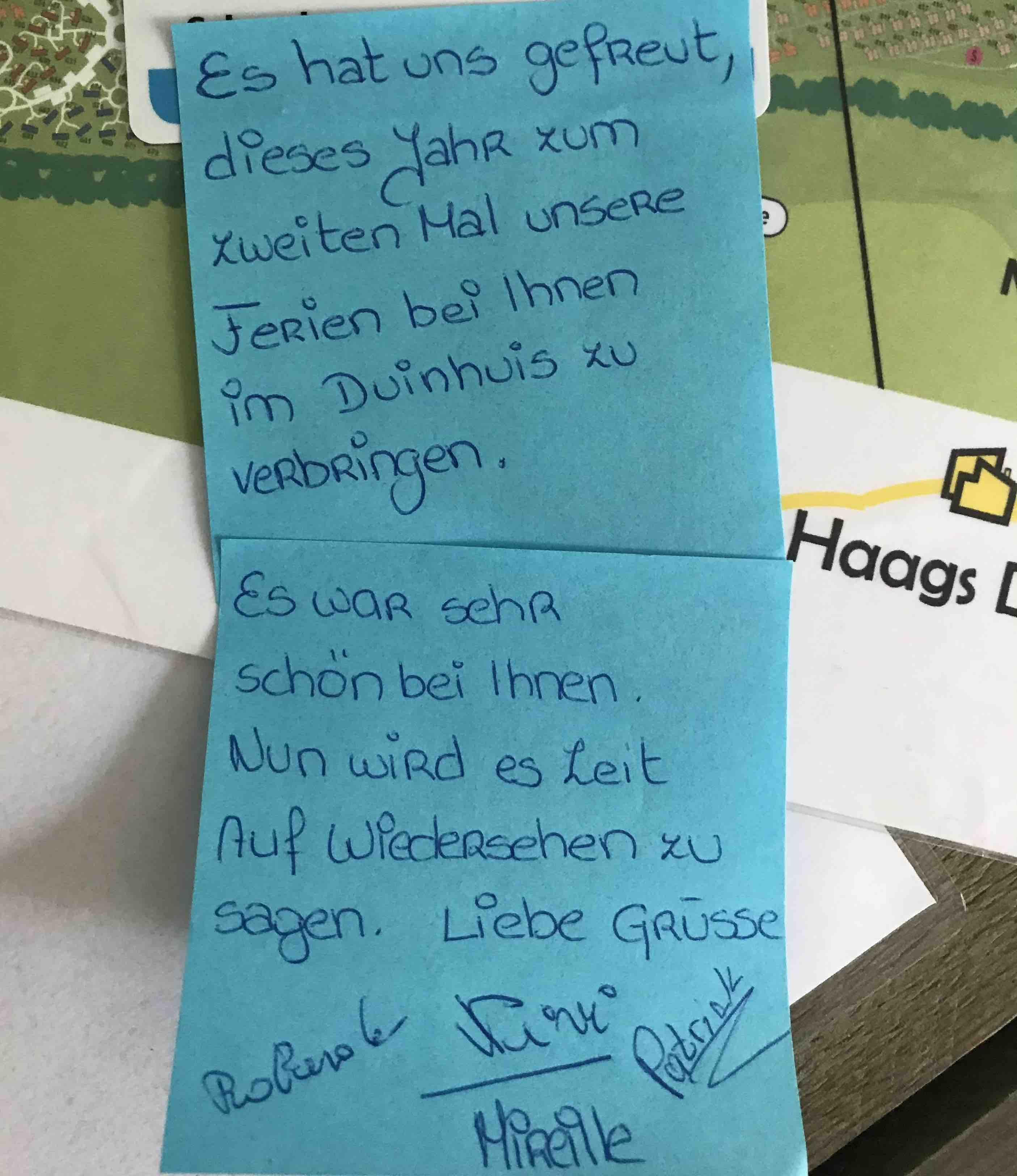 Bewertung HaagsDuinhuis